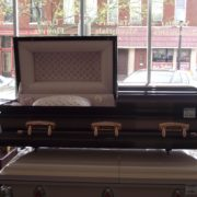 Casket, 18 gauge Steel
