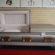 Casket, Metal Black Cherry